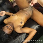 Coko Cabana Has Interracial Sex